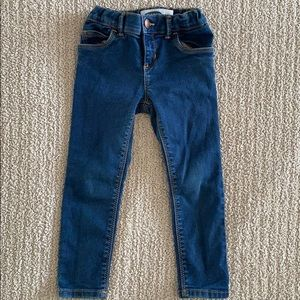 Old Navy toddler girls ballerina jeans size 3T
